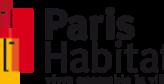 logo de parishabitat client coach sportif bordeaux